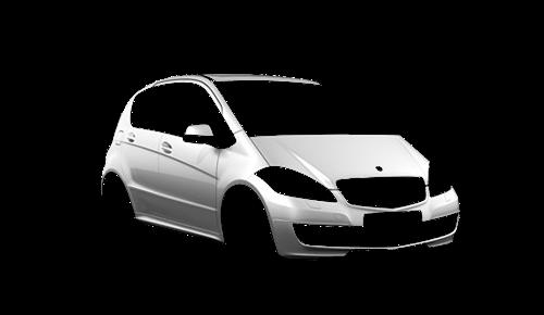 Цвета кузова A-Class (W169)